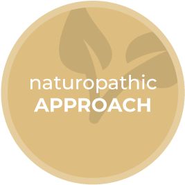 naturopathic approach graphic