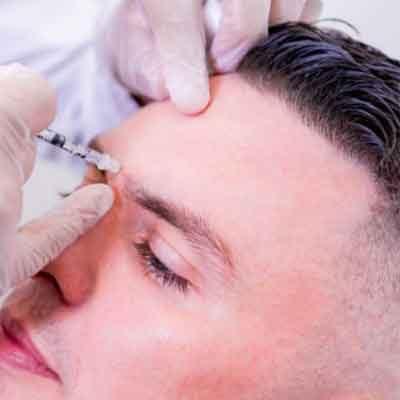 facial esthetics botox injection